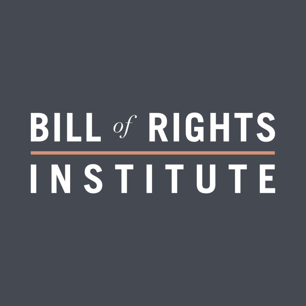Bill of Rights Institute logo